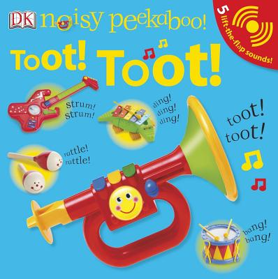 Toot! Toot! By Dorling Kindersley, Inc. (COR)